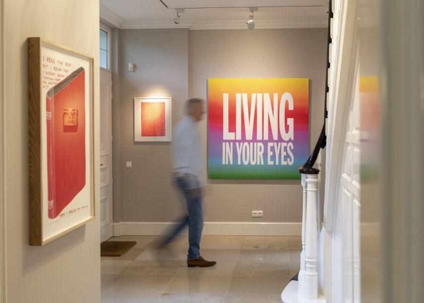 Leven met kunst (Tableau Magazine)